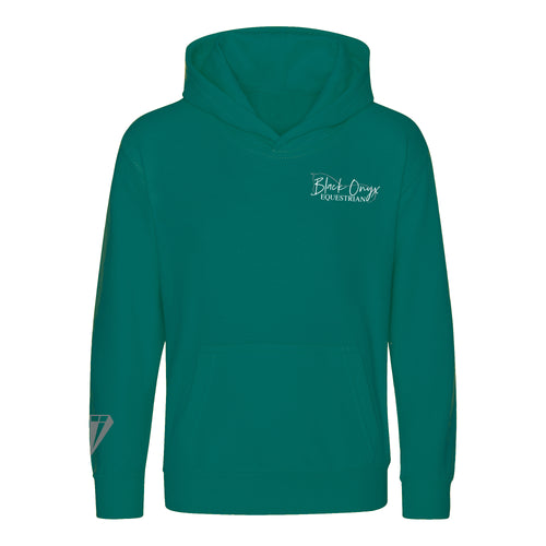 Young Talent Spring Hoodie - Jade