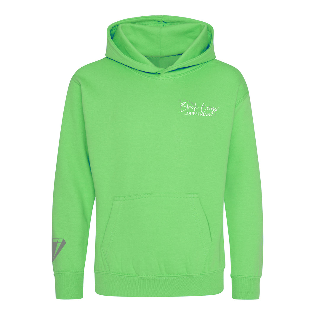 Young Talent Spring Hoodie - Lime Green