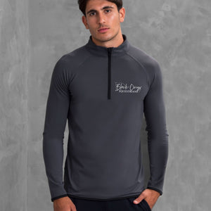 Men's Technical Stretch Base Layer - Grey