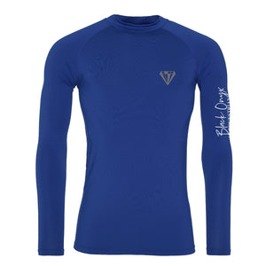 Men's Keep Cool Base Layer - Blue