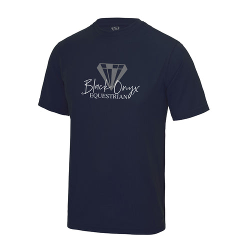 Young Talent Keep Cool Performance T-Shirt - Navy