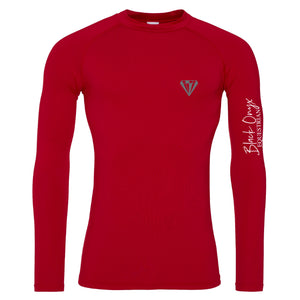 Men's Keep Cool Base Layer - Red