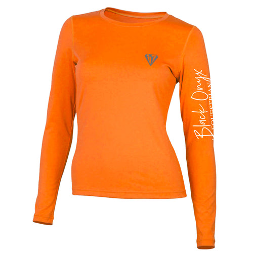 LIMITED EDITION Ladies Crew Base Layer - Orange