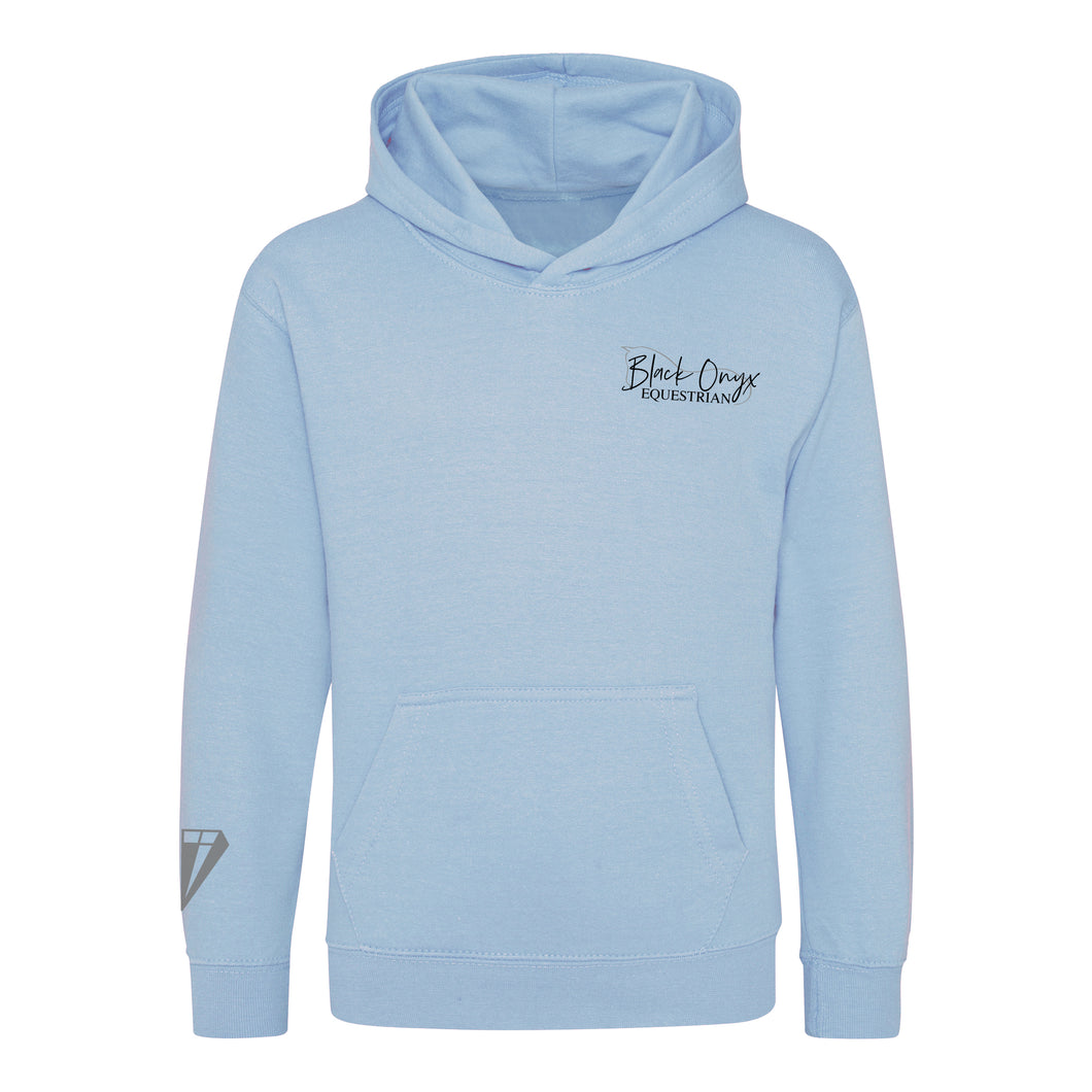 Young Talent Spring Hoodie - Sky Blue