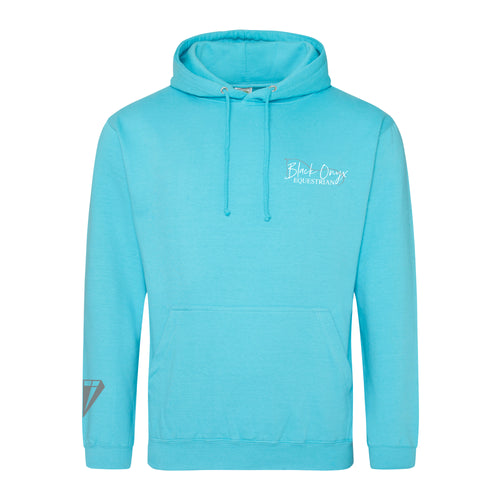 Unisex Spring Hoodie - Turquoise Surf