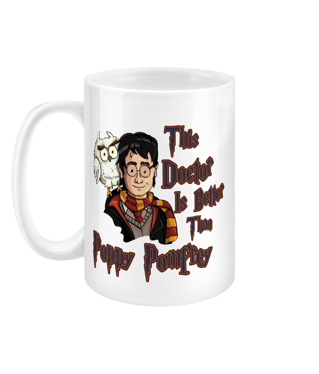 Harry potter Doctor Mug