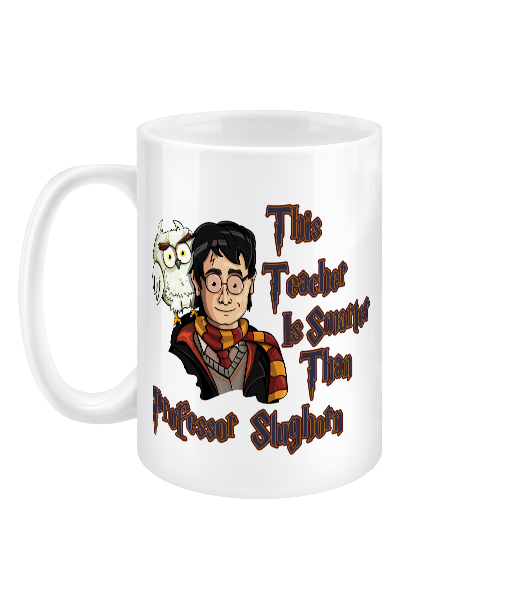 Harry potter Teacher Mug