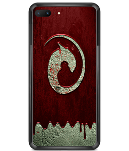 Premium Hard Phone Cases Alien 3 Blood Wall