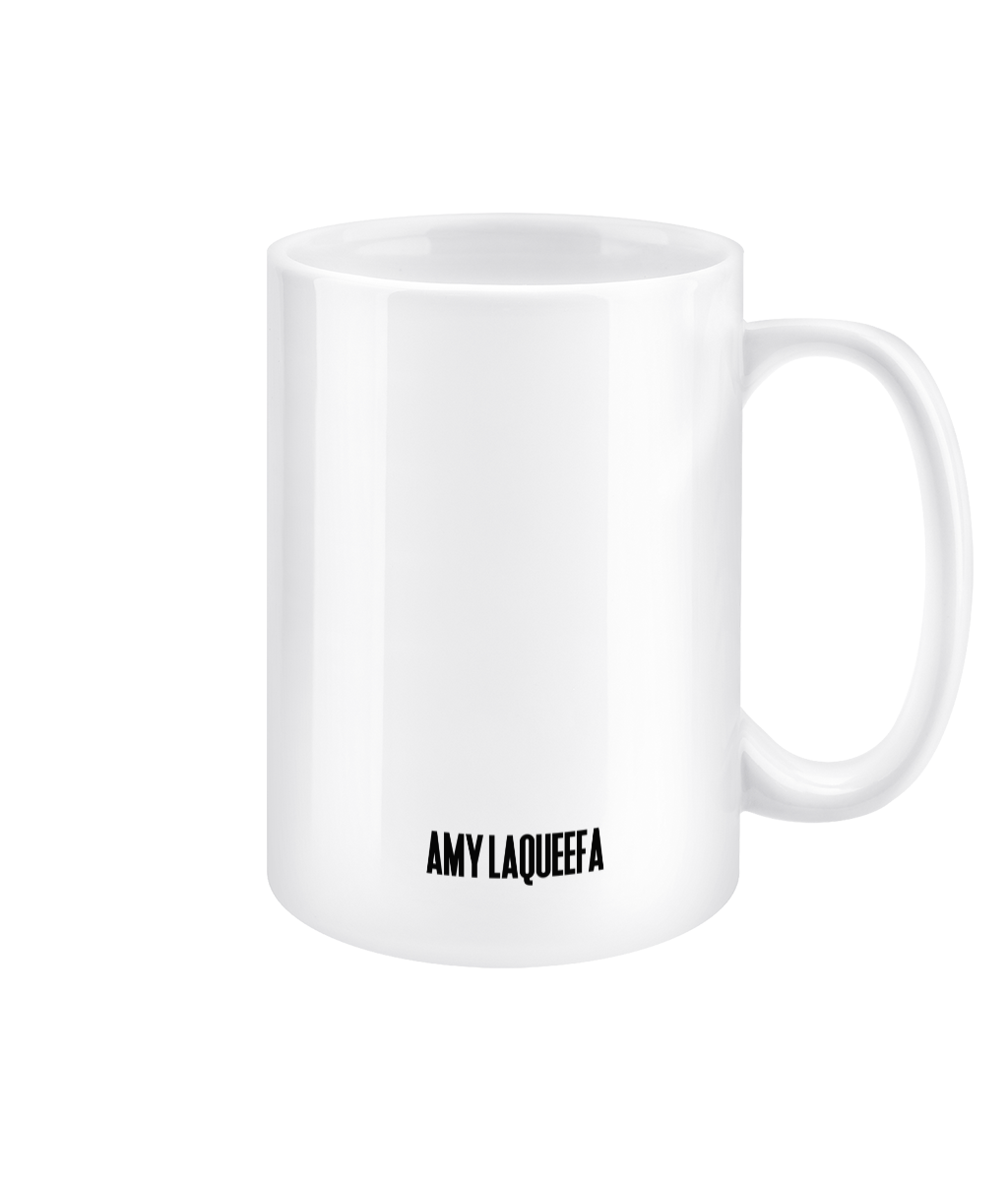 Amy LaQueefa Tea Bag, 15oz Mug