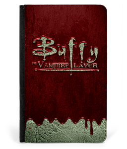 iPad 2/3/4 Faux Leather Flip Case Buffy The Vampire Layer