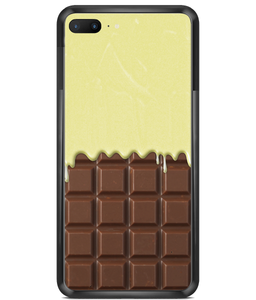 Chocolate White Sauce Premium Hard Phone Cases