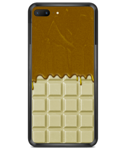 White Chocolate Caramel Sauce Premium Hard Phone Cases