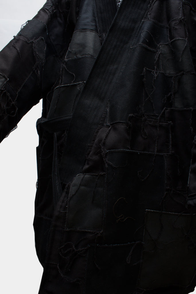 entropy reversible padded jacket