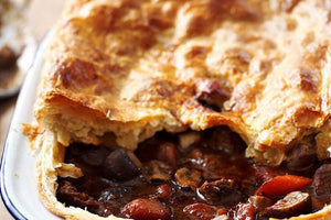 Steak & Ale Pie Recipe