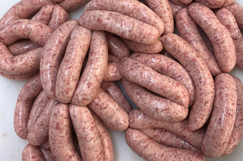 Homemade Breakfast Sausage 1kg or 3kg