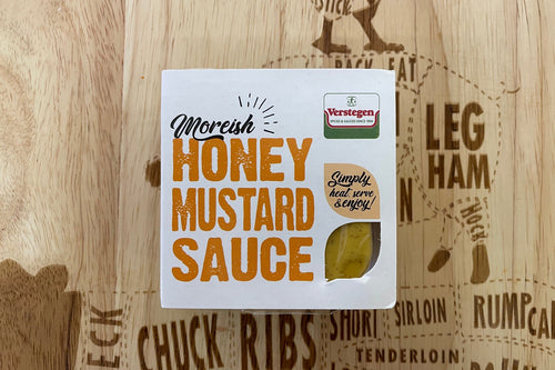 Honey Mustard Sauce 80ml