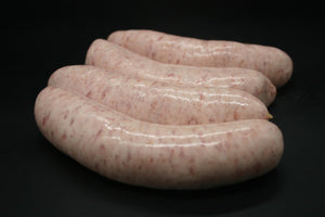 Homemade Pork Sausages (Thick) 500g