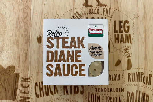 Steak Diane Sauce 80ml
