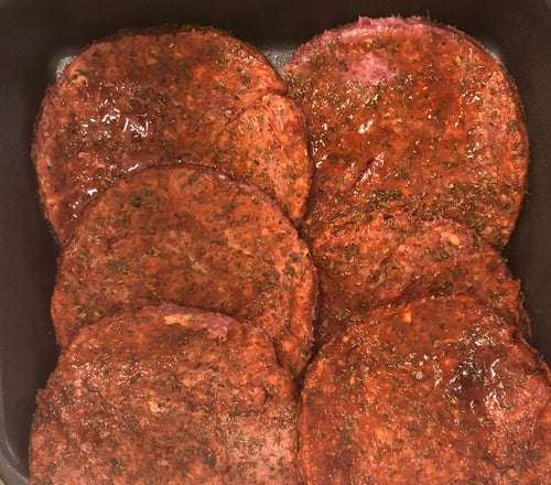 Lamb and Mint Burgers (Pack of 6)