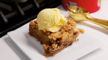 Mama's Easy Apple Cake