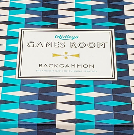Backgammon Board Game