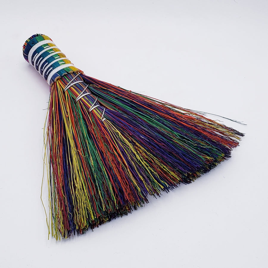 Hawktail Rainbow Whisk Broom