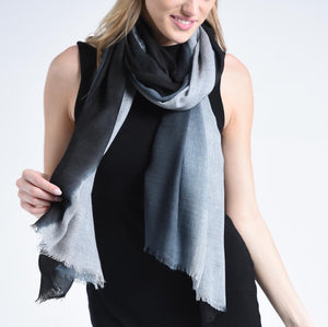 Jubilee Ombre Cashmere Scarf