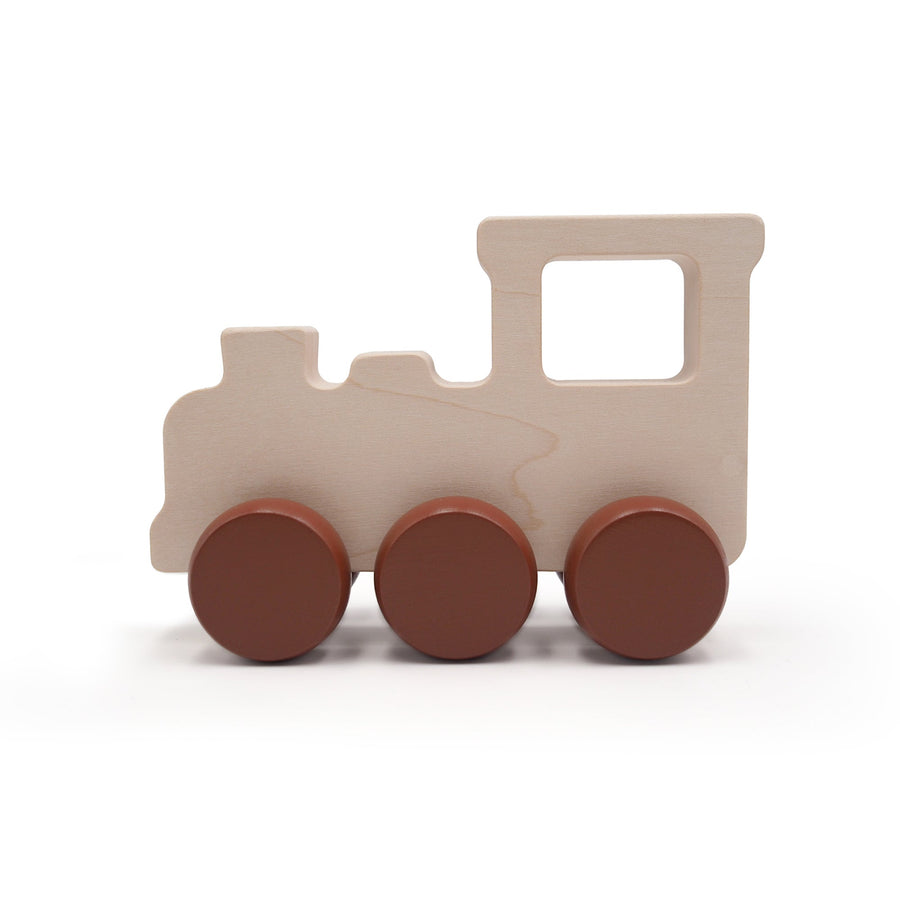 Locomotive Wood Toy