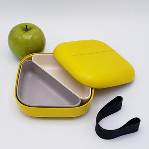 Bamboo Square Bento Lunch Box