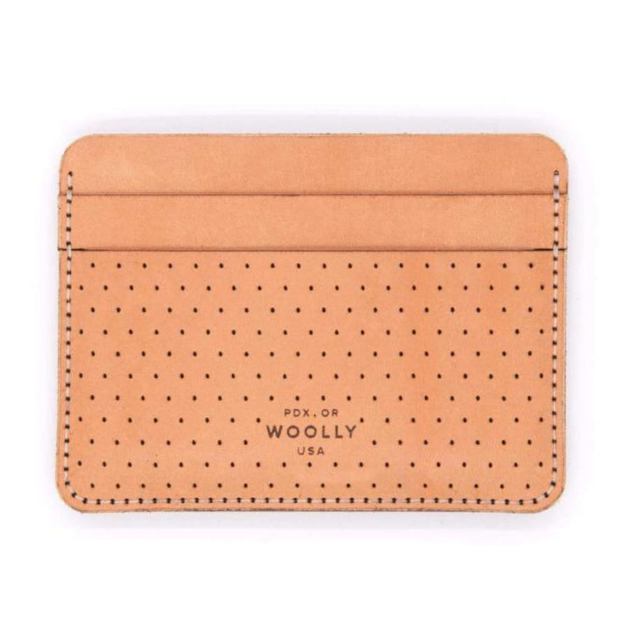 Half Wallet - Perforated