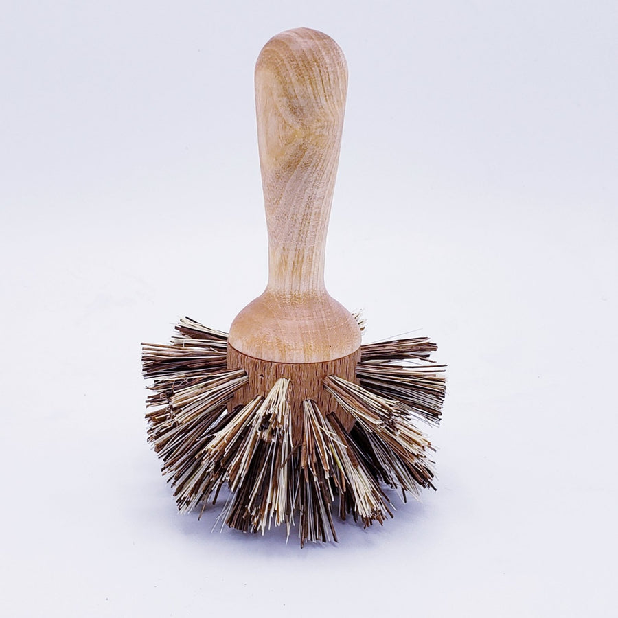 Pan Brush with Handle