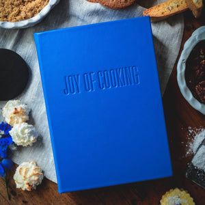 Joy of Cooking - Leather Bound