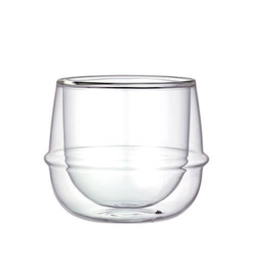 Double Wall Glass Cup - 8.5oz