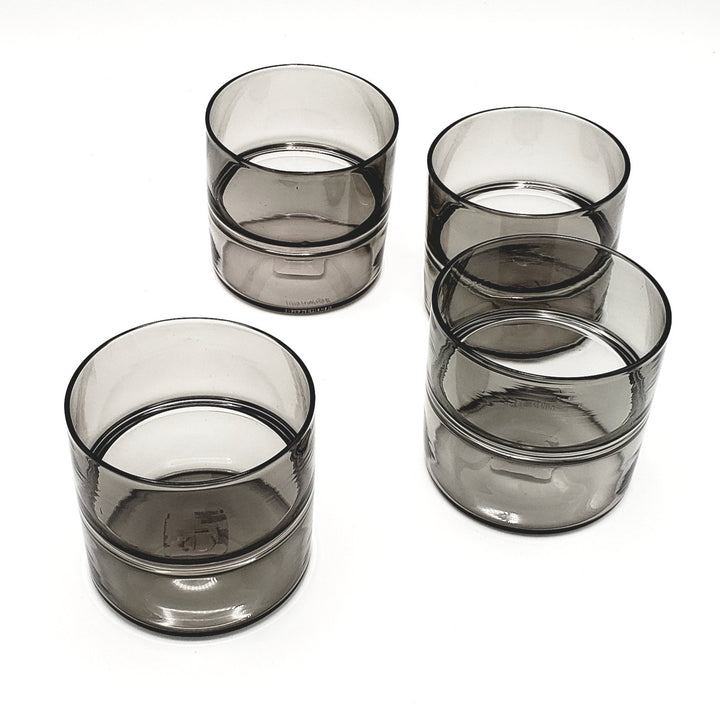 Ring Cup Lowball Glass