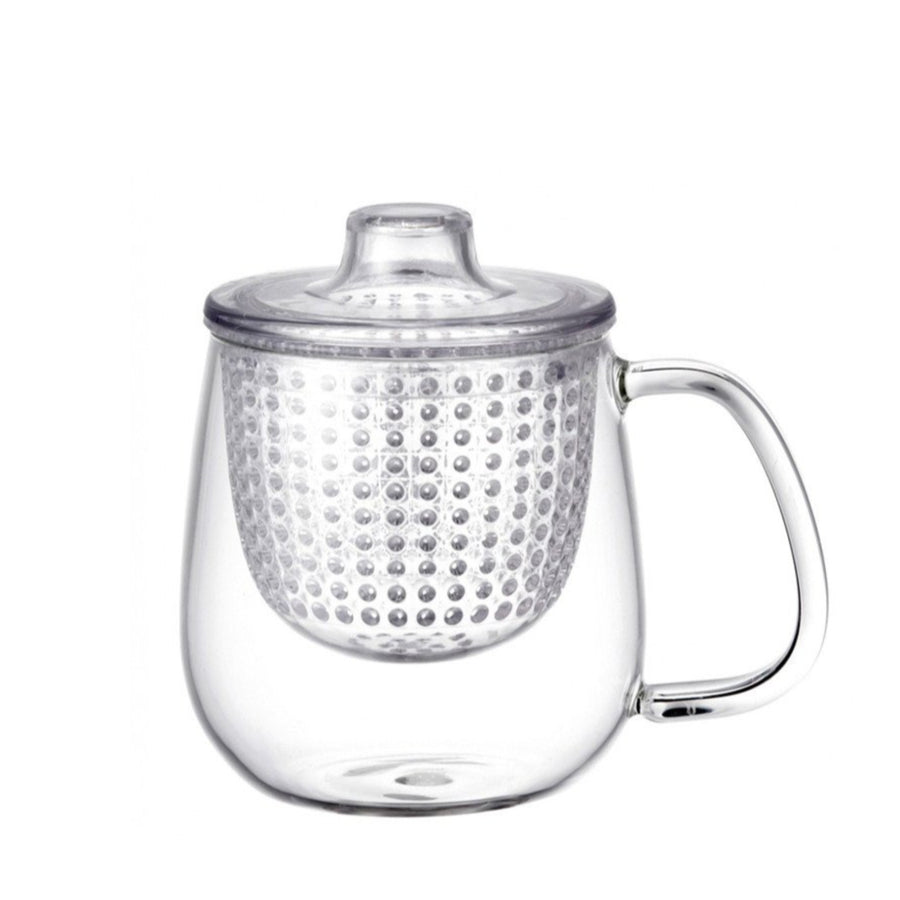 Glass Tea Mug - 15 oz