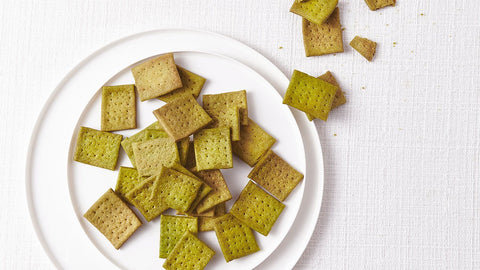 Vegetable Crackers