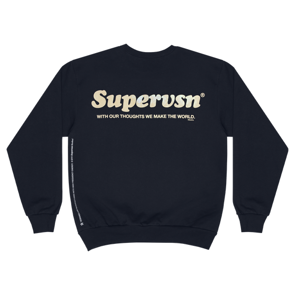 THINKING DIFFERENT CREWNECK (NAVY)
