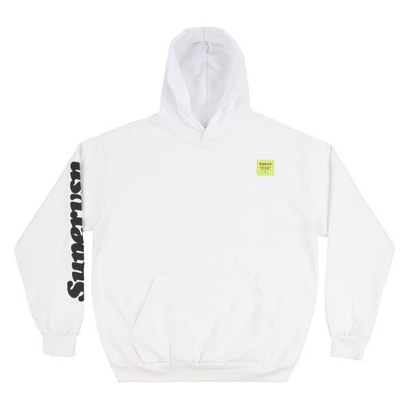 ON SET STUDIO HOODIE (WHITE)