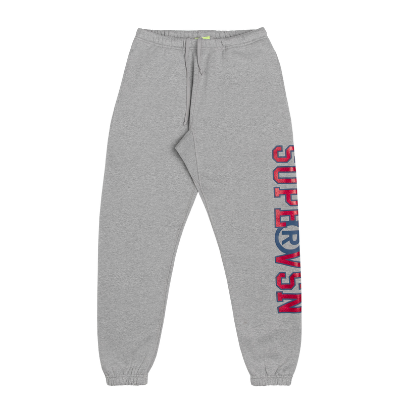 Collegiate Sweatpant (Heather Grey)