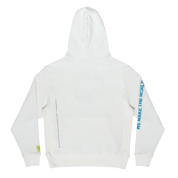 SEE THE WORLD LOGO HOODIE