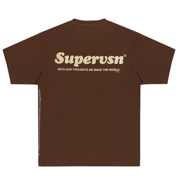Thinking Different Tee (BROWN)