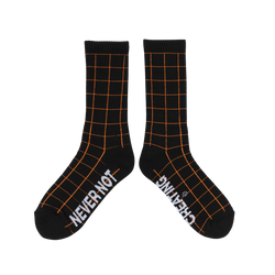 STUDIO SOCKS (BLACK)