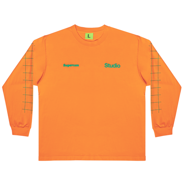 STUDIO FIELD L/S (BURNT ORANGE)