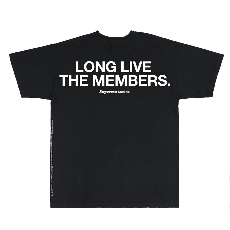 Long Live The Members Logo