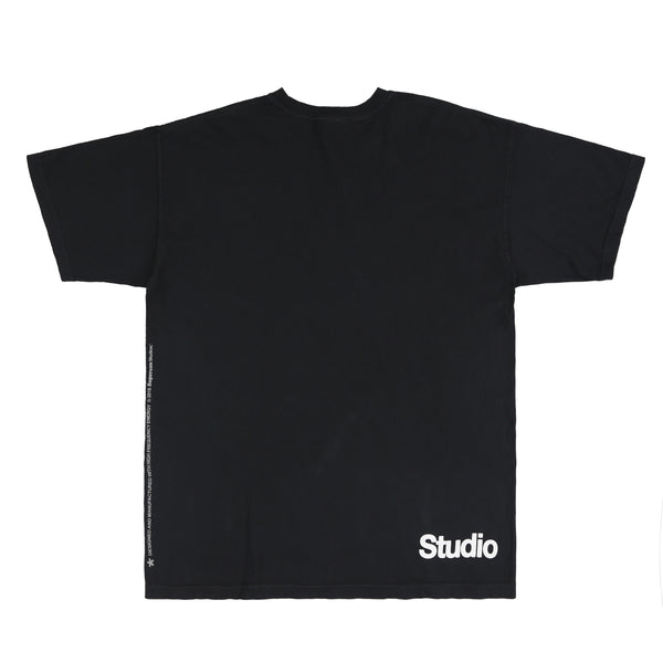 ENERGY LOGO TEE (BLACK)
