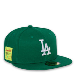 LA STUDIO HAT (GREEN)