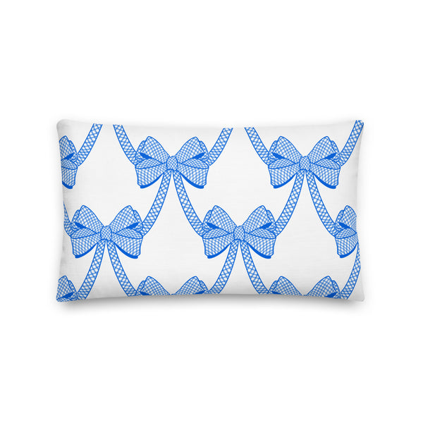 Put A Bow On It! | Classic Blue & White
