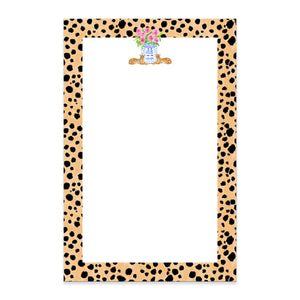 Note Pad | Pattern Play Cheetahs