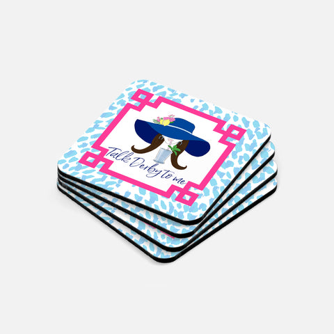 Kentucky Derby Coasters