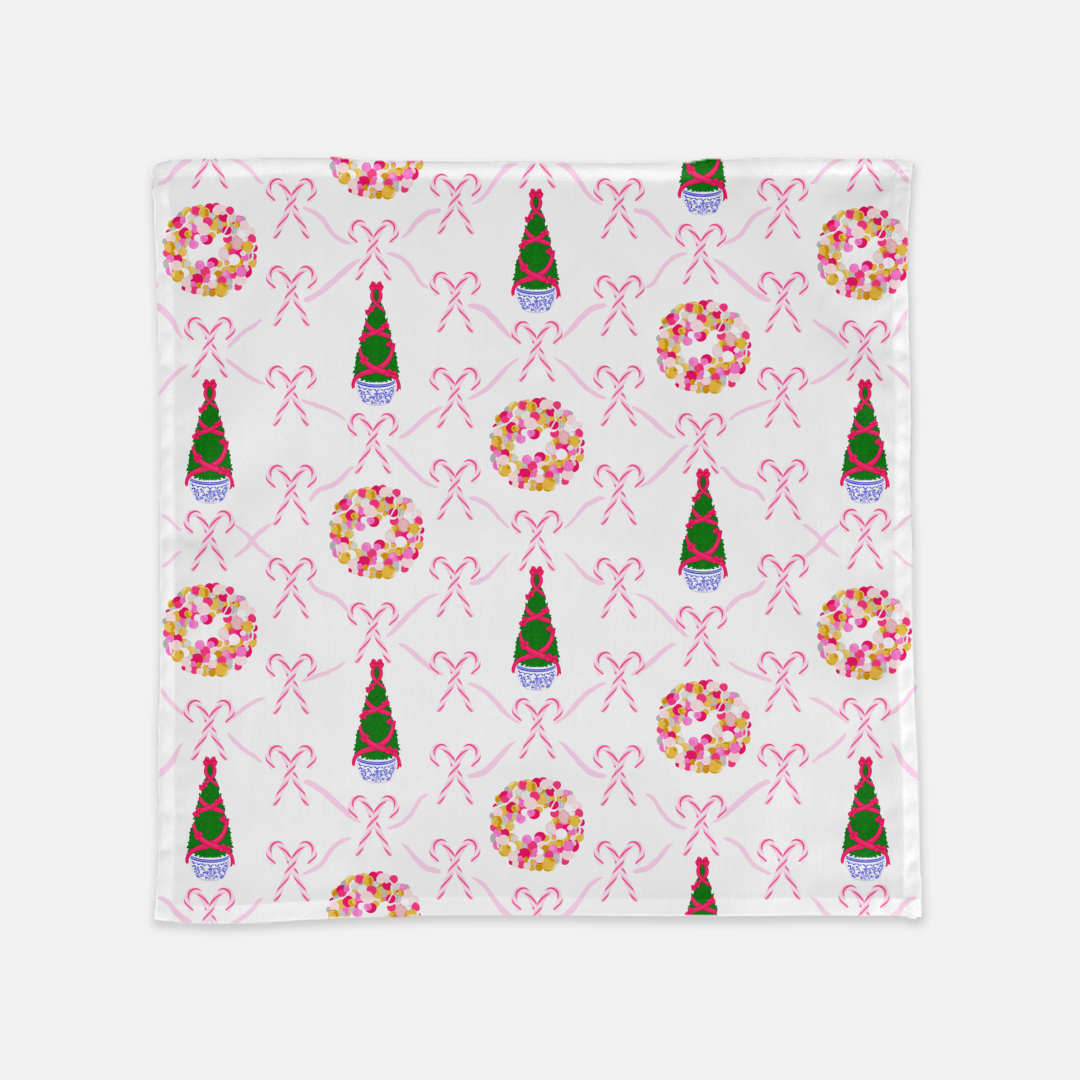 Holiday Bliss Napkins